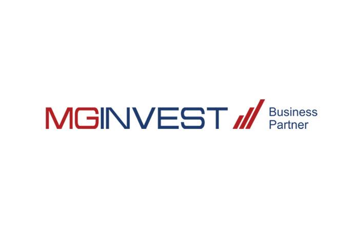 Logo dla firmy MG INVEST