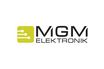 MGM Elektronik – logo dla branży elektronicznej