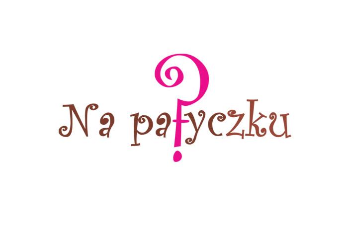 Na patyczku logo dla firmy cukierniczej