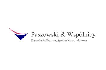 Paszowski & Wspólnicy – logo dla kancelarii prawnej/adwokackiej