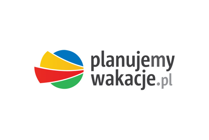 Projekt logo PlanujemyWakacje