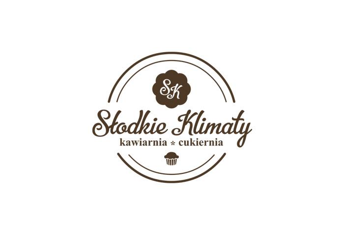 logo dla cukierni logo dla kawiarni logo dla restauracji