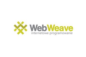 WebWeave – logo dla firmy informatycznej