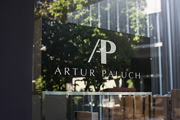 Artur Paluch – logo dla firmy handlowej