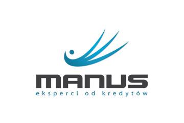 Manus – logo dla firmy doradczej