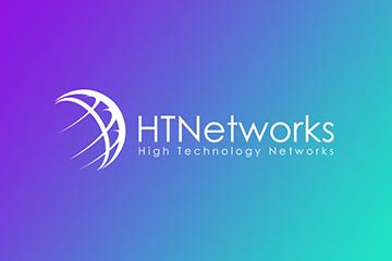 HTNetworks – logo dla branży informatycznej