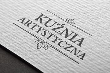 Projekt logo Kuźni Artystycznej
