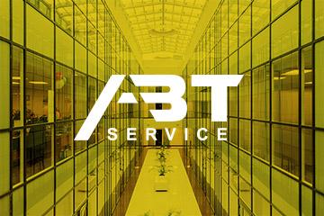 ABT – logo dla firmy budowlanej