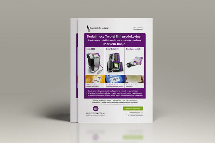 broszura reklamowa