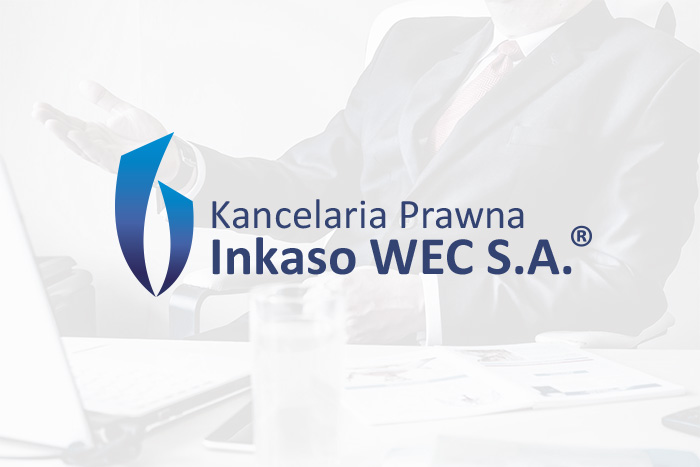 Logo kancelarii prawnej Wec Inkaso