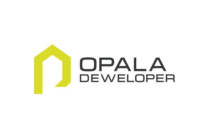 logo dla firmy deweloperskiej i budowlanej