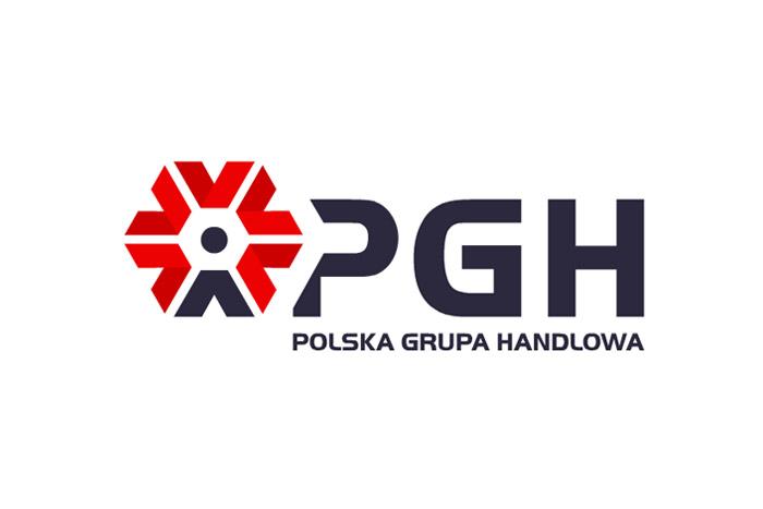 Projekt logo PGH