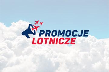 Promocje Lotnicze – logo oraz identyfikacja wizualna