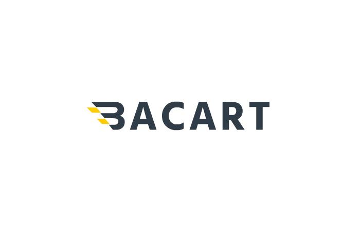 Tworzenie logo. logo BACART