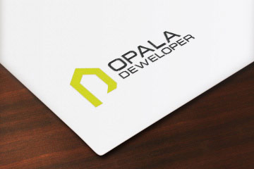 OPALA DEWELOPER – logo dla dewelopera