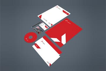 Logistica – projekt identyfikacji wizualnej