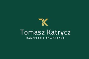 Tomasz Katrycz – logo dla kancelarii adwokackiej