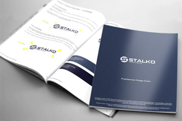 STALKO – księga identyfikacji wizualnej