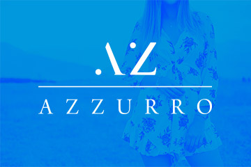 AZZURRO – Identyfikacja wizualna dla firmy jubilerskiej