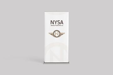 Projekt Rollup dla Zakładu Pojazdów SA NYSA