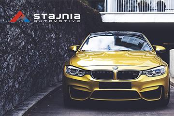 Stajnia Automotive – identyfikacja wizualna