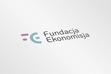Fundacja Ekonomisja – projekt logo