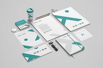 NOXEN – naming & identyfikacja wizualna
