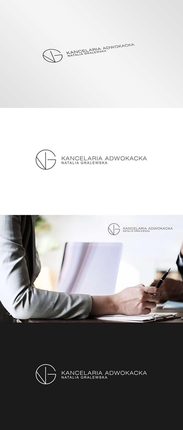 logo dla kancelarii adwokackiej