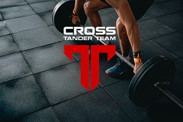 CROSS TANDER TEAM – projekt logo