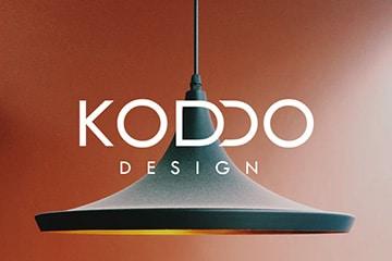KODDO DESIGN – logo dla biura projektowego
