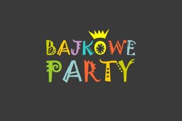 Bajkowe Party – logo dla sali zabaw