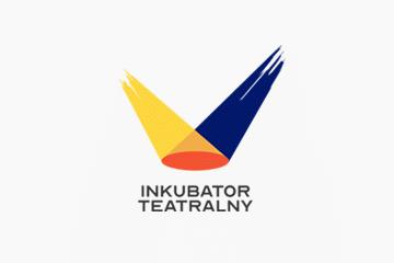 Inkubator teatralny – projekt logo