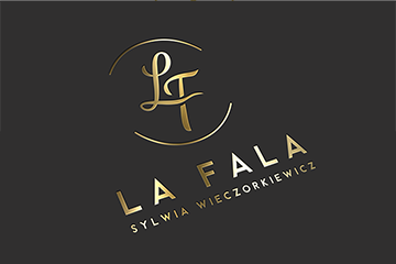 LA FALA – logo dla salonu urody