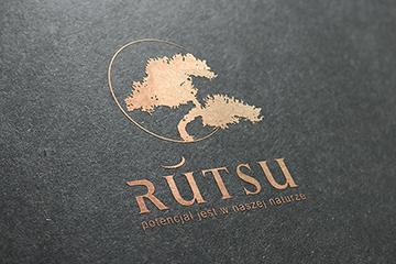 RUTSU – logo dla firmy konsultingowej