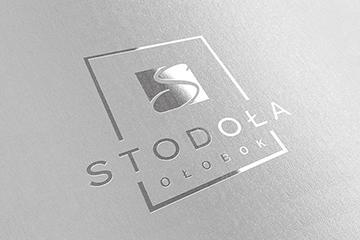 Stodoła Ołobok – projekt logotypu