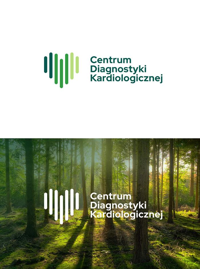 logo dla kliniki kardiologicznej