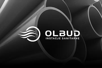 OLBUD – logo dla firmy instalatorskiej