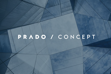 PRADO CONCEPT – projekt logotypu