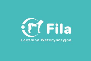 Logo dla weterynarza – Fila