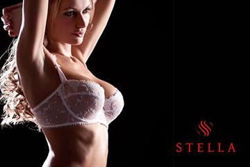 STELLA – projekt logo dla firmy odzieżowej
