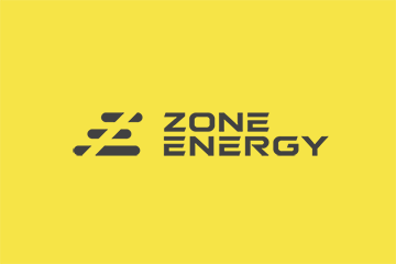 ZONE ENERGY – projekt logo