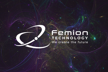 Femion Technology – projekt logo