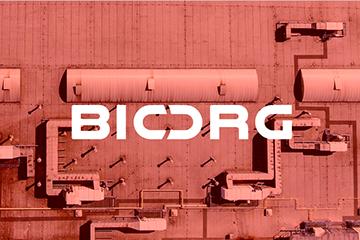BIOORG – projekt logotypu