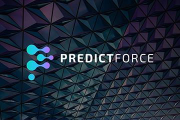 PREDICTFORCE – projekt logo