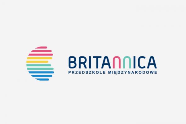 BRITANNICA – logo dla przedszkola międzynarodowego